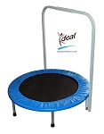 "Personal Rebounder 38"" dia. x 41"" H by Ideal Products (JTR38H)"