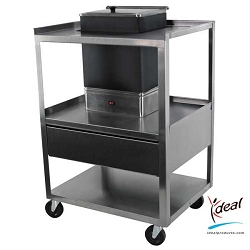 "Hot Pack Service Centre 21""x16""x30"" by Ideal Products (HSC21D)"
