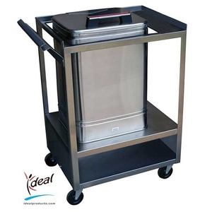 "Hot Pack Service Centre 21""x16""x30"" by Ideal Products (HSCE2)"