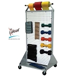 "Economy Combo Weight Rack 24""x21""x51"" by Ideal Products (CWR55)"