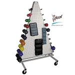 "Combo Tower Rack 31""x24""x51"" by Ideal Products (JTR65)"
