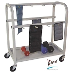 "Sandbag Cart 33""x14""x29"" by Ideal Products (2084P)"