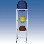 "Therapy Ball Storage Cart 28""x20""x86"" by Ideal Products (MSR30)"