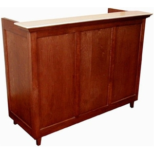 Heritage Reception Desk by Formatron (DSK4460HG)