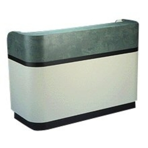 "Cascade II Reception Desk 48"" by Formatron (DSK4271SC)"