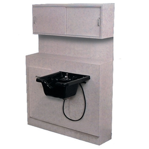 Traditional Shampoo Station by Formatron (SHP6004BS)