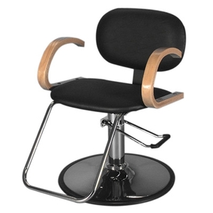Brentwood Styling Chair by Formatron (STY9600BW)