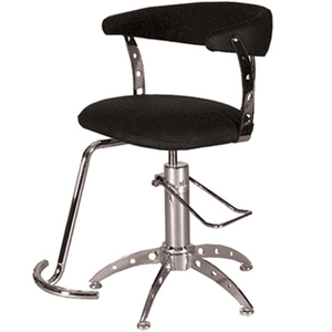Euro Styling Chair - Chrome Frame by Formatron (STY2000EU-C)