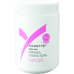 Lycon Rosette Magic - Soft Strip Wax 800 mL. - 27 oz. (WSLL6008)