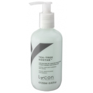 Lycon Tea-Tree Soothe with Tea Tree Oil Rose and Chamomile 250 mL. - 8.45 oz. Each Case of 25 - Retail Item! (LSBTS250 X 25)