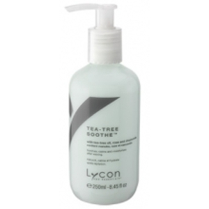 Lycon Tea-Tree Soothe with Tea Tree Oil Rose and Chamomile 250 mL. - 8.45 oz. - Retail Item! (LSBTS250)