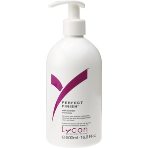 Lycon Perfect Finish with Apricot Sweet Almond and Lavender 500 mL. - 17 oz. Each (WAPF1)