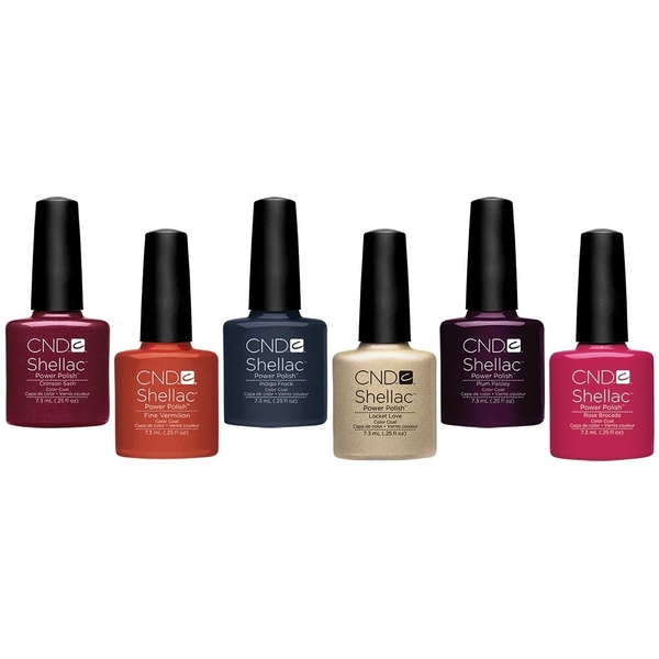 CND SHELLAC Modern Folklore Collection 2014