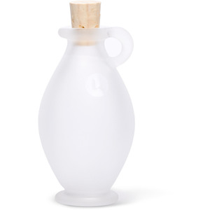 Handblown Frosted Glass Amphorae 30 mL. by Katari Handmade Accessories (90009-1)