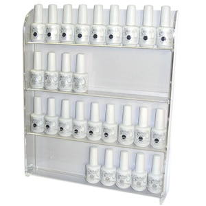 Encore Wall-Mount Nail Polish Display / Holds 36 Polishes (AWM-36)