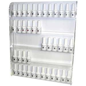 Encore Wall-Mount Nail Polish Display / Holds 60 Polishes (AWM-60)