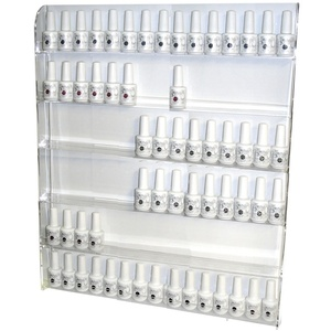 Encore Wall-Mount Nail Polish Display / Holds 90 Polishes (AWM-90)