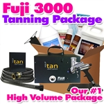 PURE BUNDLE Fuji 3000 Salon Tanning Package - Our #1 High Volume Salon System