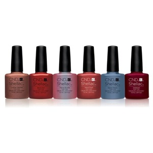 CND SHELLAC UV Color Coat - Fall 2016 Craft Culture Collection 6 Piece Color Set - The 14 Day Manicure is Here! ()