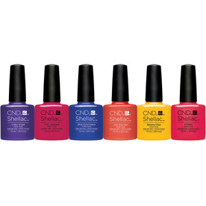 CND Shellac - Spring 2017 New Wave Collection - 6 Piece Set (768988)