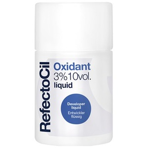 REFECTOCIL Developer Liquid / 100 mL. / 3.38 oz. - New Larger Size!