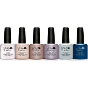 CND Shellac - Glacial Illusion The Collection - 6 Piece Set ()