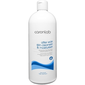 Caronlab After Waxing Oil & Moisturizer Tea Tree Refill 33.8oz. - 1 Liter per Bottle X 3 Bottles = 101.4 oz. - 3 Liters (USCL-2AAWO1 X 3)