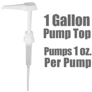 1 Gallon Dispensing Pump ()