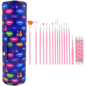 Shop Talk - Nail Art Brush Set (11082)