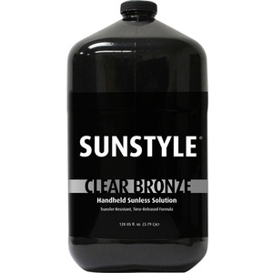 Sunstyle Sunless - Clear Airbrush Solution 128 oz. - 1 Gallon (M40016 - 40016)