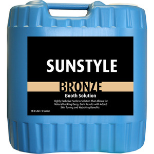 Sunstyle Sunless - Bronzing Booth Solution 5 Gallons (40019)