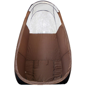 Sunstyle Sunless - Portable Pop Up Sunless Tent - Brown (402401)