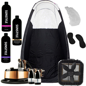 Sunstyle Sunless - Sunless Spray Tan Allure Business Kit - Black (M45000 B - 45000 B)