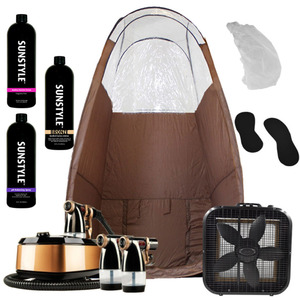 Sunstyle Sunless - Sunless Spray Tan Allure Business Kit - Brown (M45000 B - 45000 BR)