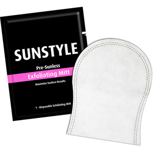 Sunstyle Sunless - Exfoliating Mitt (45068)