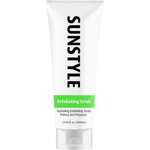Sunstyle Sunless - Exfoliating Scrub 3.4 oz. - 102 mL. (M45053 - 45054)