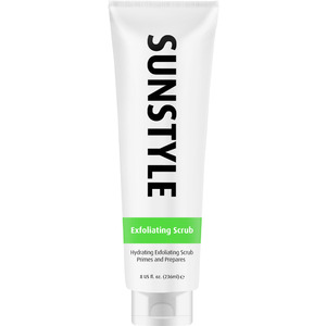 Sunstyle Sunless - Exfoliating Scrub 8 oz. - 236 mL. (M45053 - 45053)
