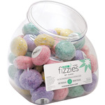 Fizzies by Dani Mini Fizzies +CBD Assorted Fishbowl 32 Count - Great Retail for Point of Purchase! (FFB1564)