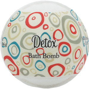 Primal Elements Bath Bomb - DETOX 4.8 oz - 136 grams (M50909 - 50961)