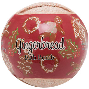 Primal Elements Bath Bomb - GINGERBREAD 4.8 oz - 136 grams (M50909 - 50915)