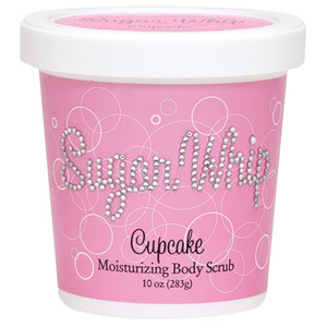 Primal Elements Sugar Whip - CUP CAKE - Moisturizing Body Scrub 10 oz. - 283 grams (M50900 - 50645)