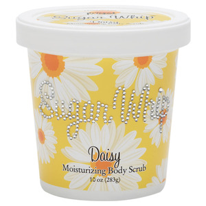 Primal Elements Sugar Whip - DAISY - Moisturizing Body Scrub 10 oz. - 283 grams (M50900 - 50959)