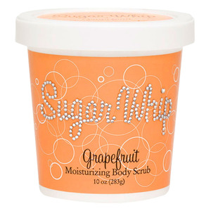 Primal Elements Sugar Whip - GRAPEFRUIT - Moisturizing Body Scrub 10 oz. - 283 grams (M50900 - 50901)