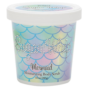 Primal Elements Sugar Whip - MERMAID - Moisturizing Body Scrub 10 oz. - 283 grams (M50900 - 50647)