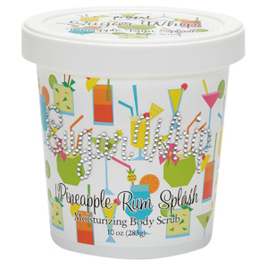 Primal Elements Sugar Whip - PINEAPPLE RUN SPLASH - Moisturizing Body Scrub 10 oz. - 283 grams (M50900 - 50904)