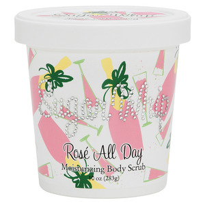 Primal Elements Sugar Whip - ROSEÉ ALL DAY - Moisturizing Body Scrub 10 oz. - 283 grams (M50900 - 50952)