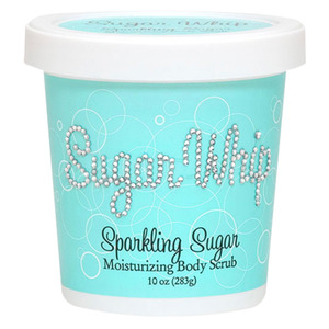 Primal Elements Sugar Whip - SPARKLING SUGAR - Moisturizing Body Scrub 10 oz. - 283 grams (M50900 - 50905)