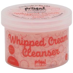 Primal Elements Whipped Cream Cleanser - ALOHA 7 oz. - 198 Grams (M50987 - 50987)