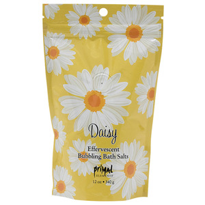Primal Elements Bubbling Bath Salt - DAISY 12 oz. - 340 grams (M50639 - 50639)