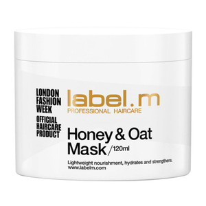 Label.M Honey & Oat Mask 4.05 oz. - 120 mL. (101140)